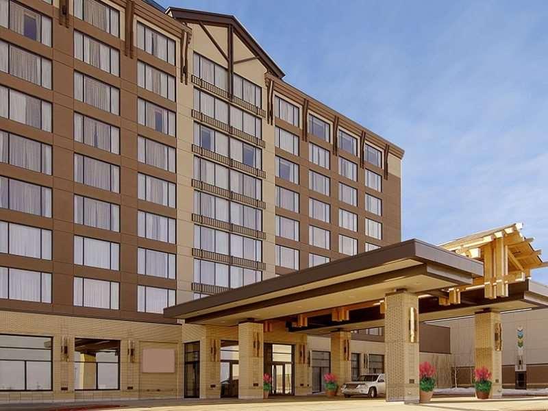 Exterior view - River Cree Resort & Casino Enoch