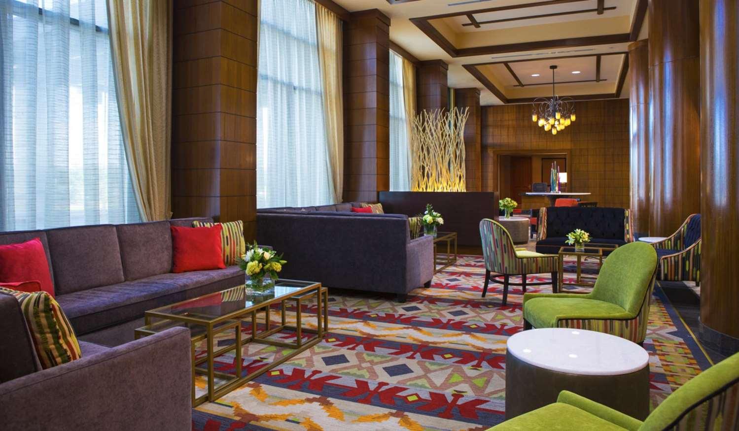 Lobby - River Cree Resort & Casino Enoch