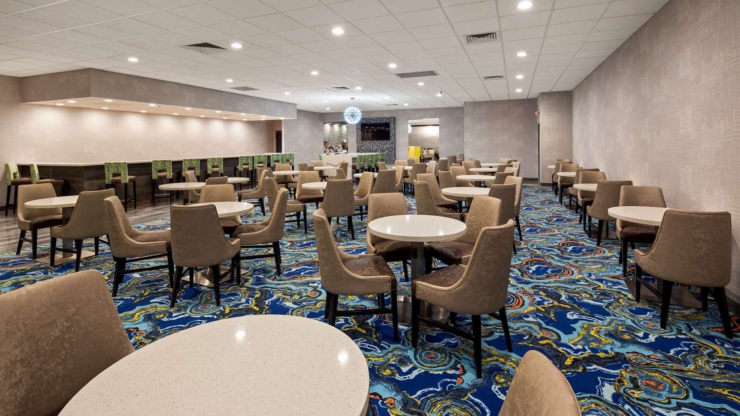 Restaurant - Best Western Plus Executive Residency Denver Stapleton Hotel