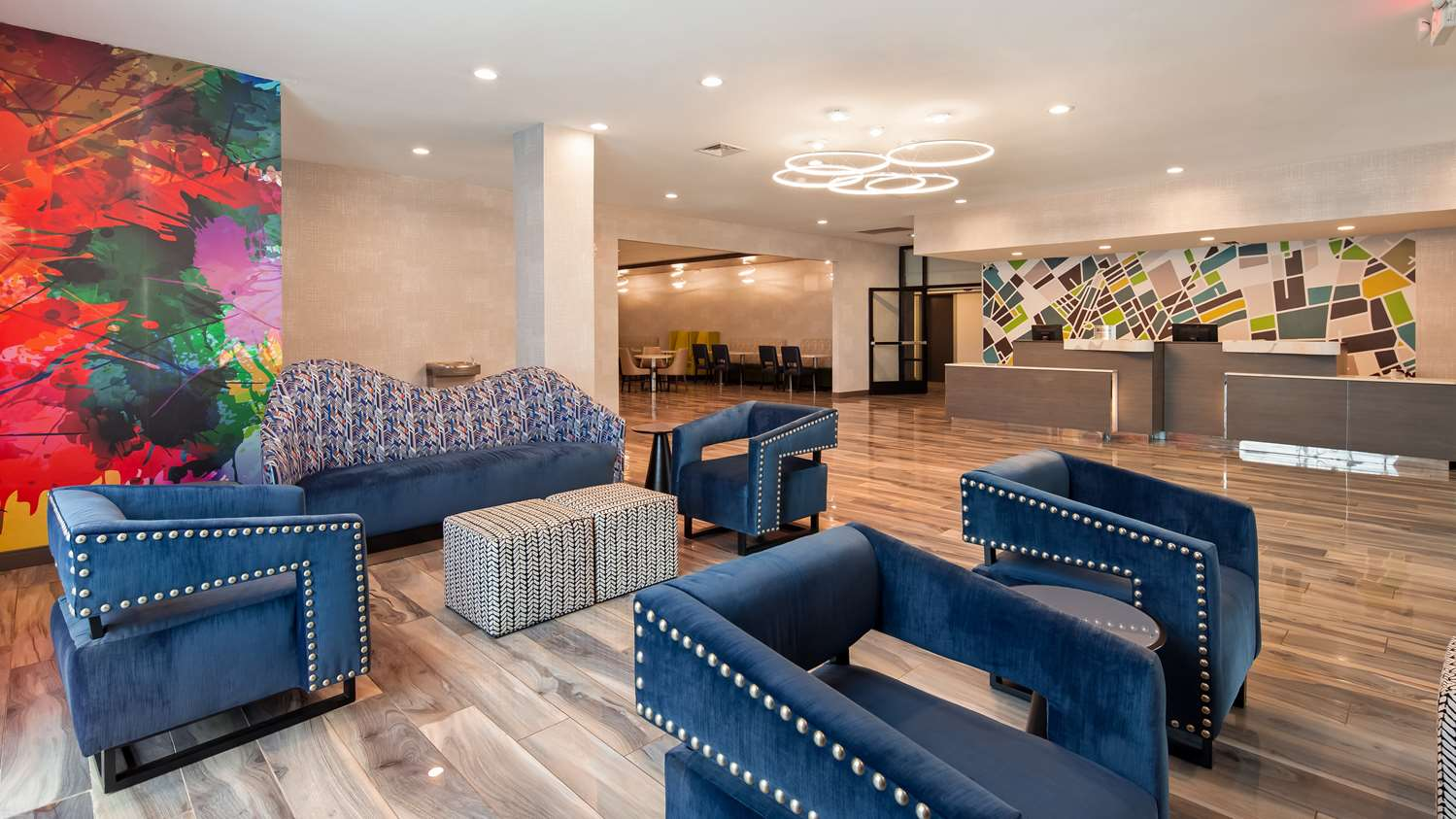 Lobby - Best Western Plus Executive Residency Denver Stapleton Hotel