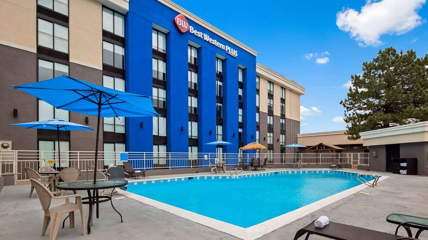 Exterior view - Best Western Plus Executive Residency Denver Stapleton Hotel