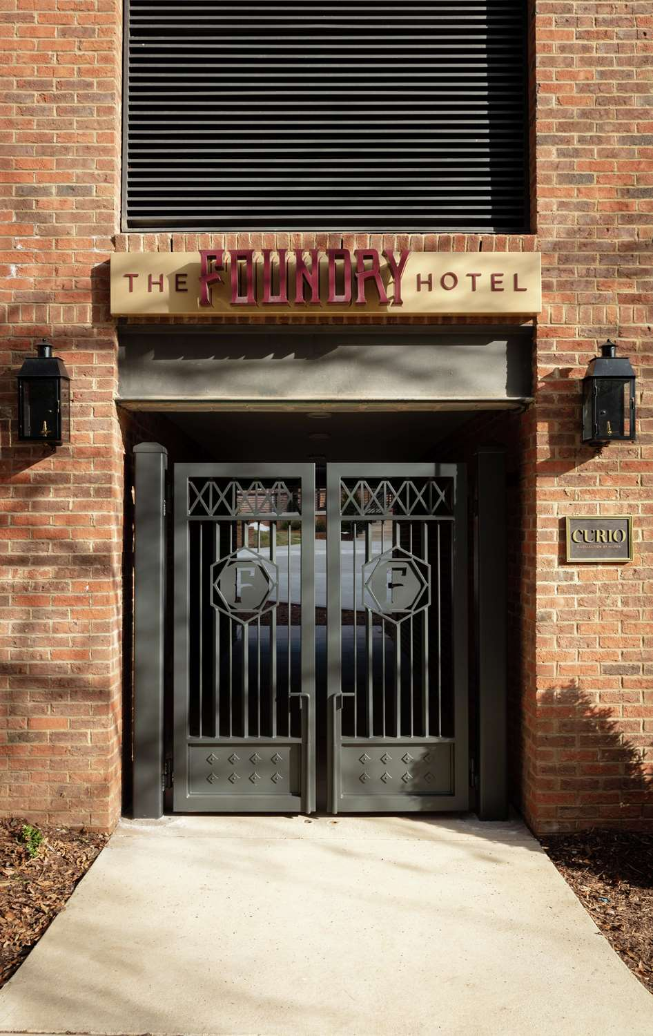 Exterior view - Foundry Hotel Downtown Asheville