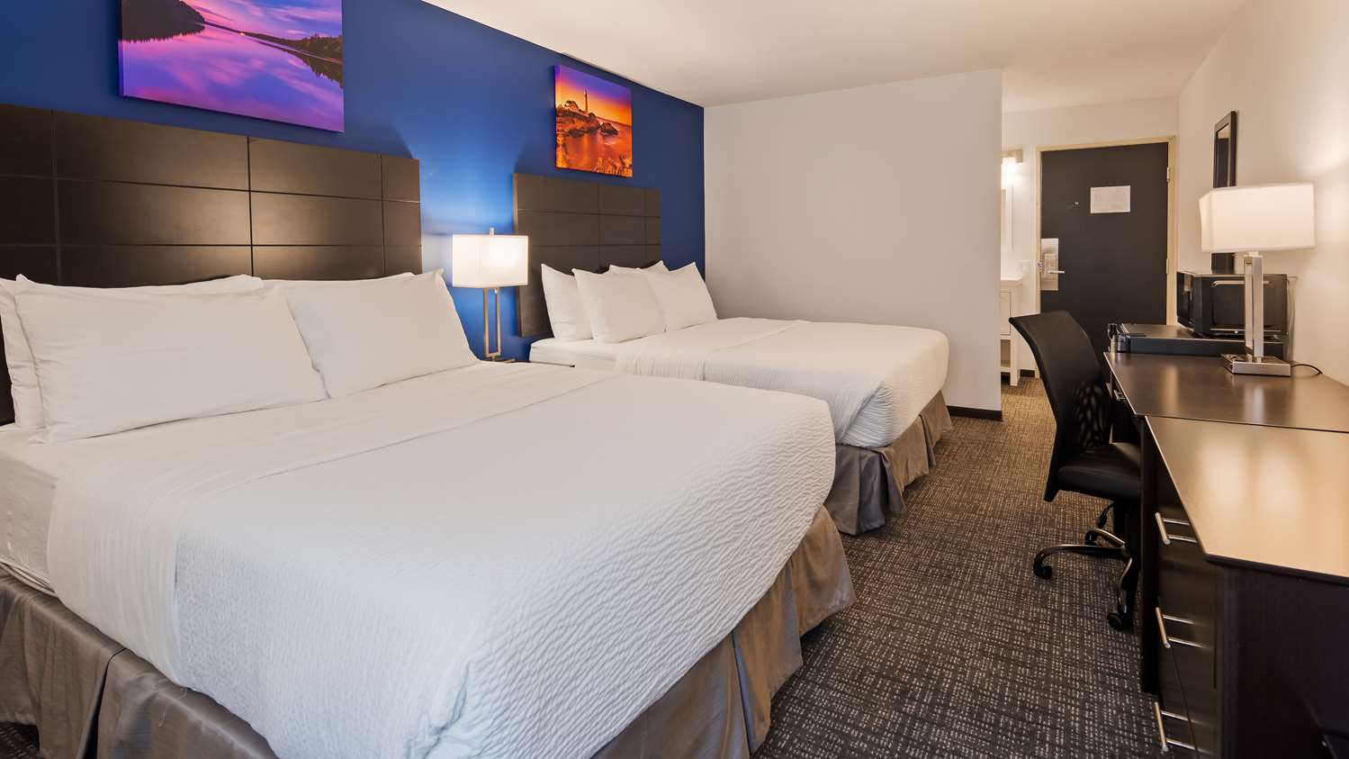 Room - SureStay Hotel by Best Western Presque Isle