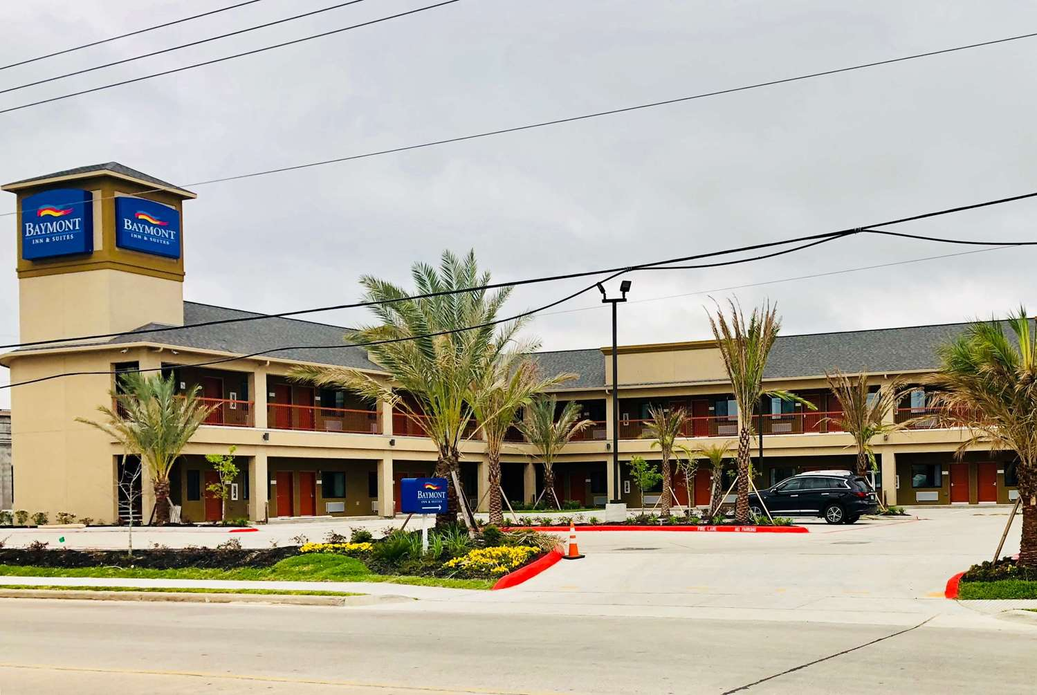 Exterior view - Baymont Inn & Suites Hobby Airport Houston