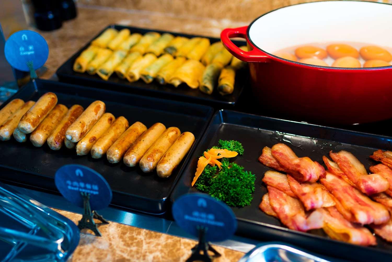 Restaurant - Hotel Campanile Xi'an Dayanta