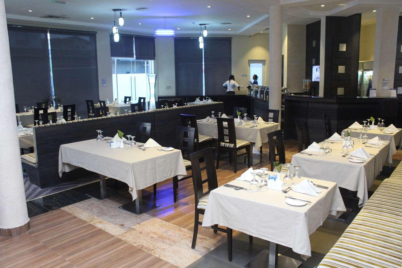 Restaurant - Hotel Golden Tulip Ibadan