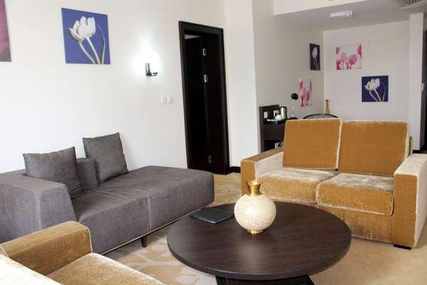 Hotel HOTEL GOLDEN TULIP IBADAN - Suite - City View