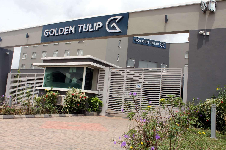 HOTEL GOLDEN TULIP IBADAN