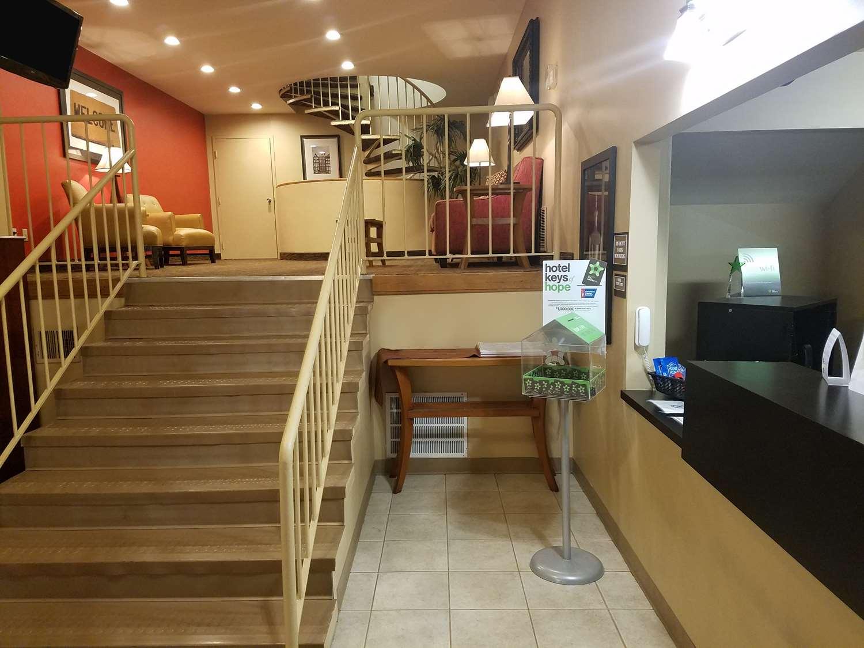 Lobby - Extended Stay America Hotel South Dayton