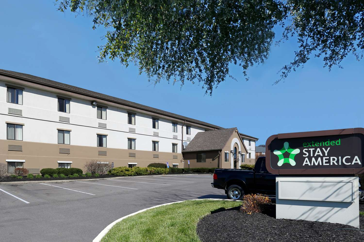 Exterior view - Extended Stay America Hotel South Dayton