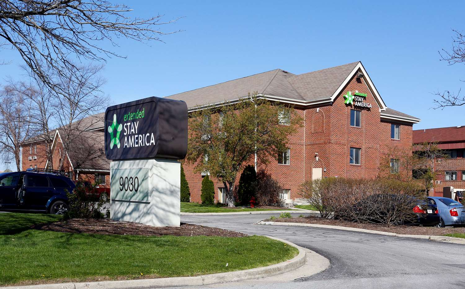 Exterior view - Extended Stay America Hotel College Park Indianapolis