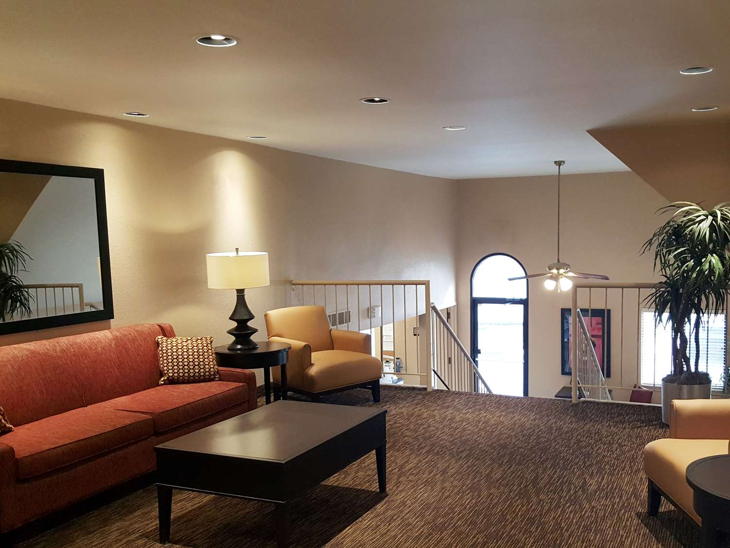 Lobby - Extended Stay America Hotel College Park Indianapolis