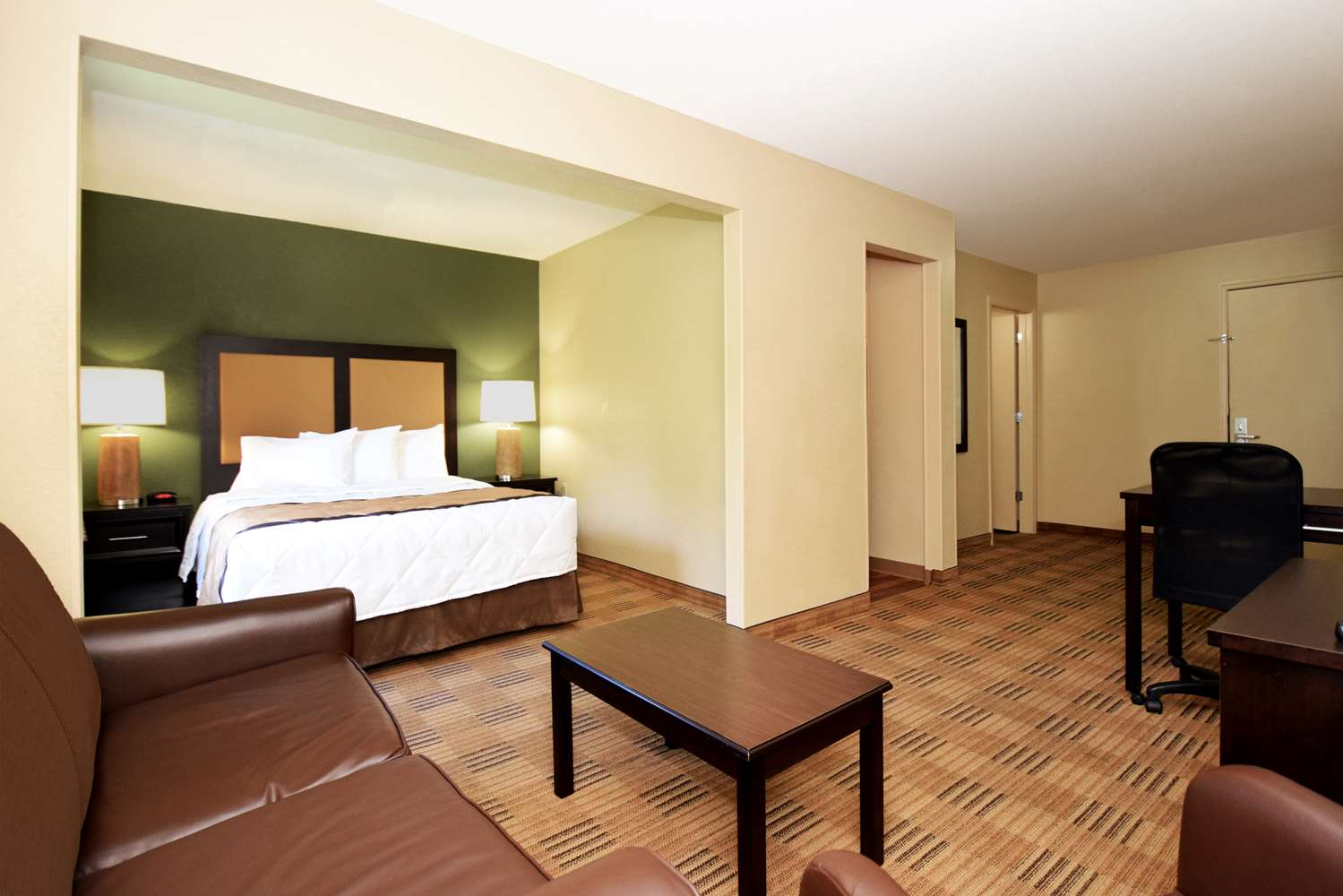 Room - Extended Stay America Hotel Craig Rd Maryland Heights