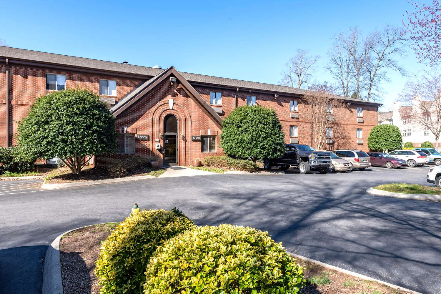 Exterior view - Extended Stay America Hotel Executive Park Charlotte
