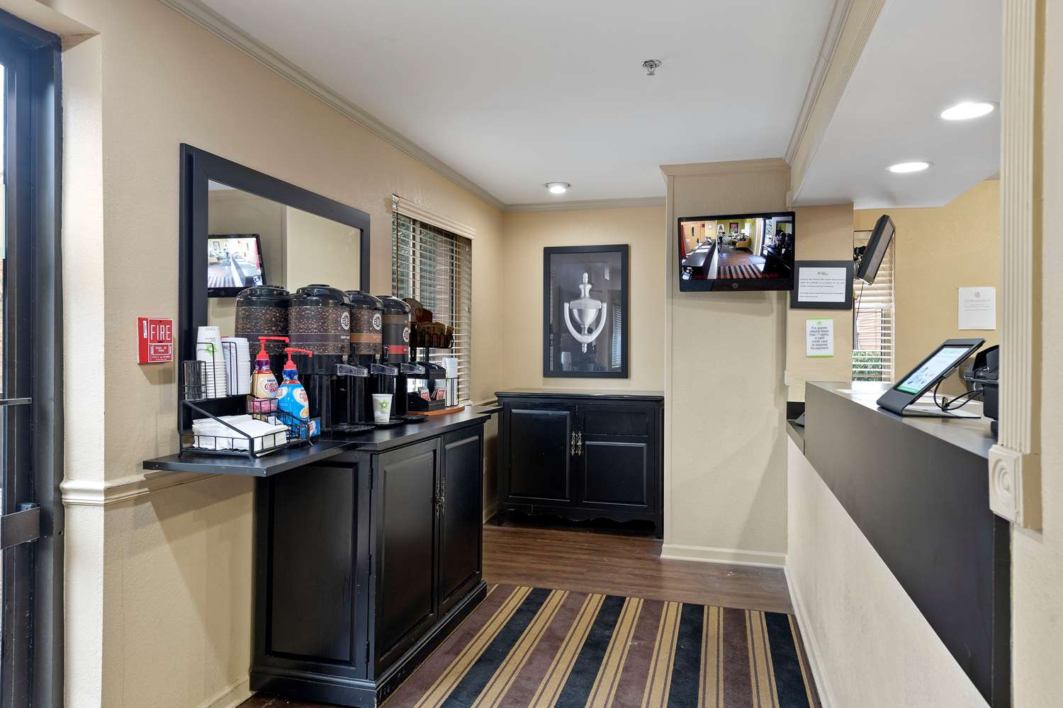 Lobby - Extended Stay America Hotel Executive Park Charlotte