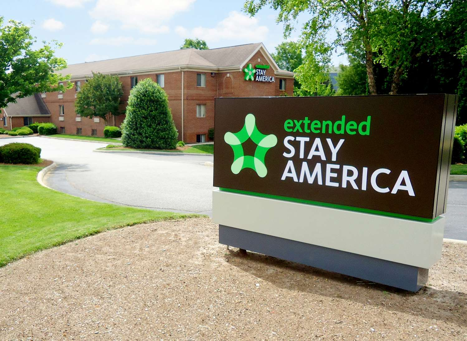Exterior view - Extended Stay America Hotel Wendover Greensboro