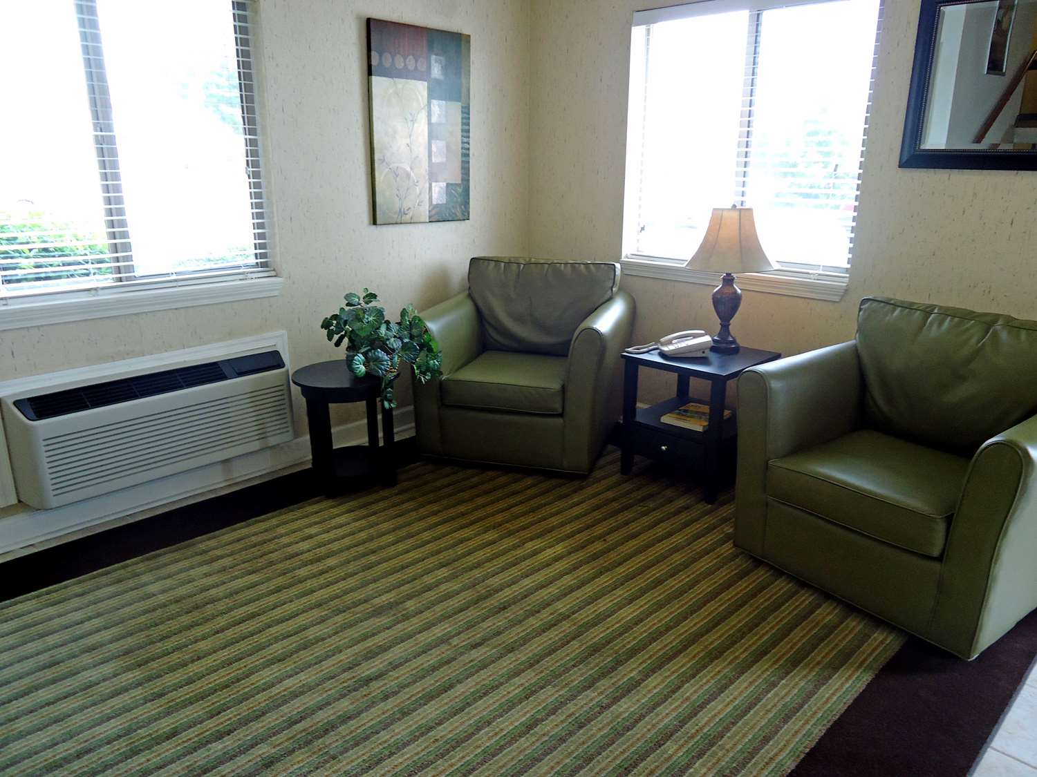 Lobby - Extended Stay America Hotel Wendover Greensboro