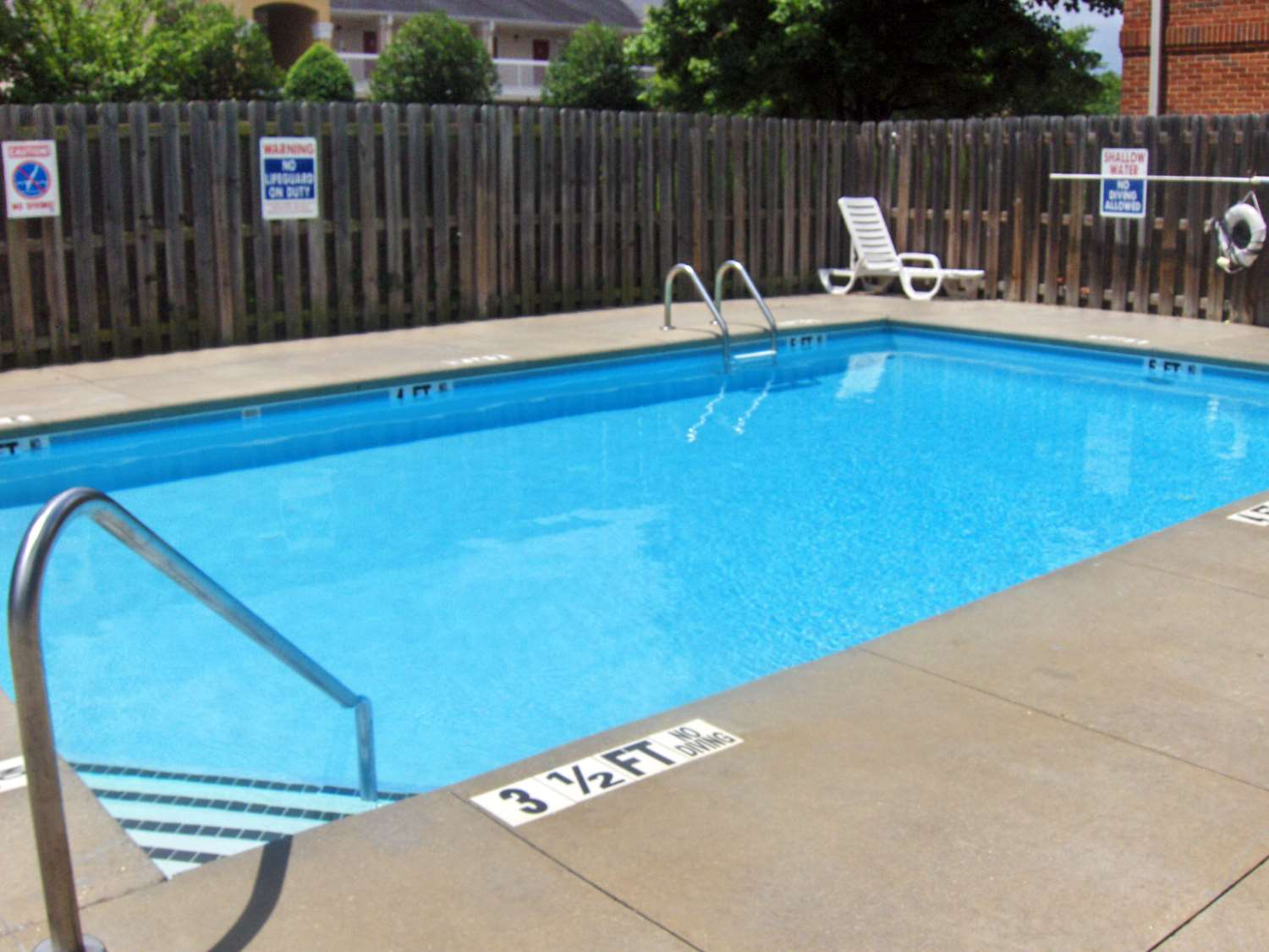 Pool - Extended Stay America Hotel Peachtree Corners Norcross