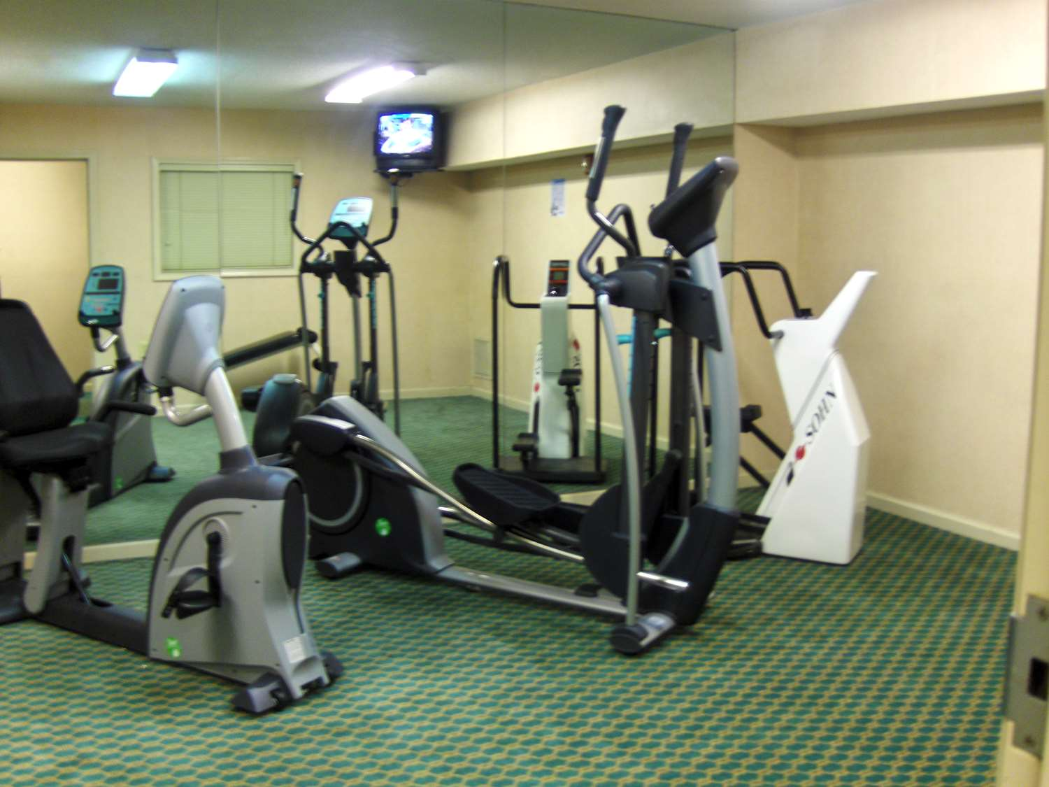 Fitness/ Exercise Room - Extended Stay America Hotel Peachtree Corners Norcross