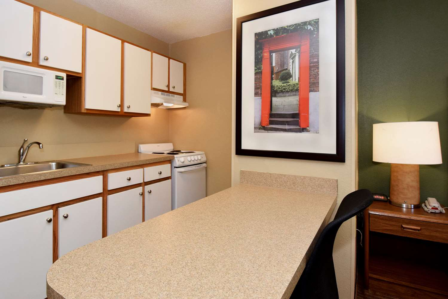 Room Extended Stay America Hotel Northwest Oklahoma City