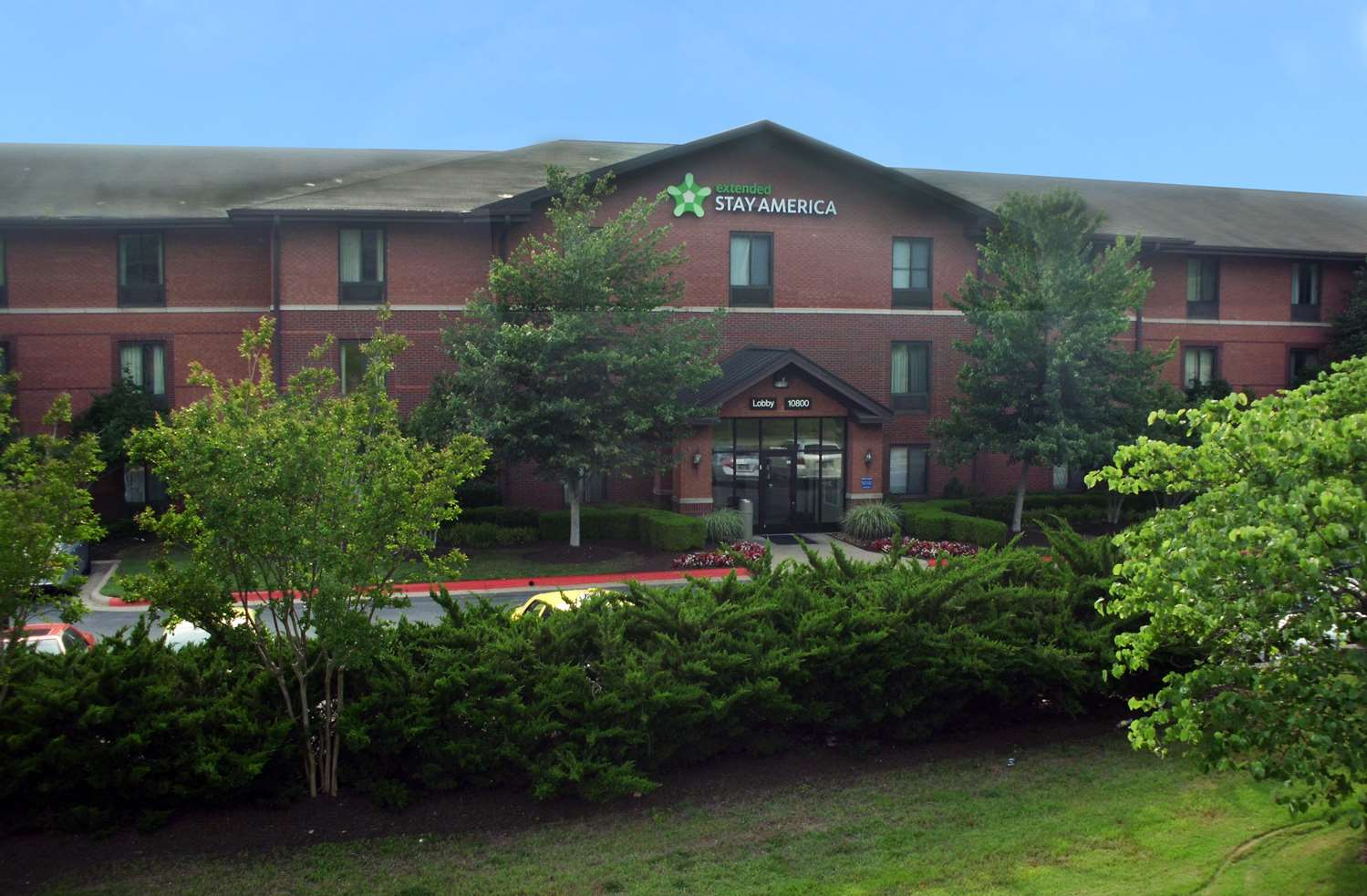 Exterior view - Extended Stay America Hotel West Little Rock