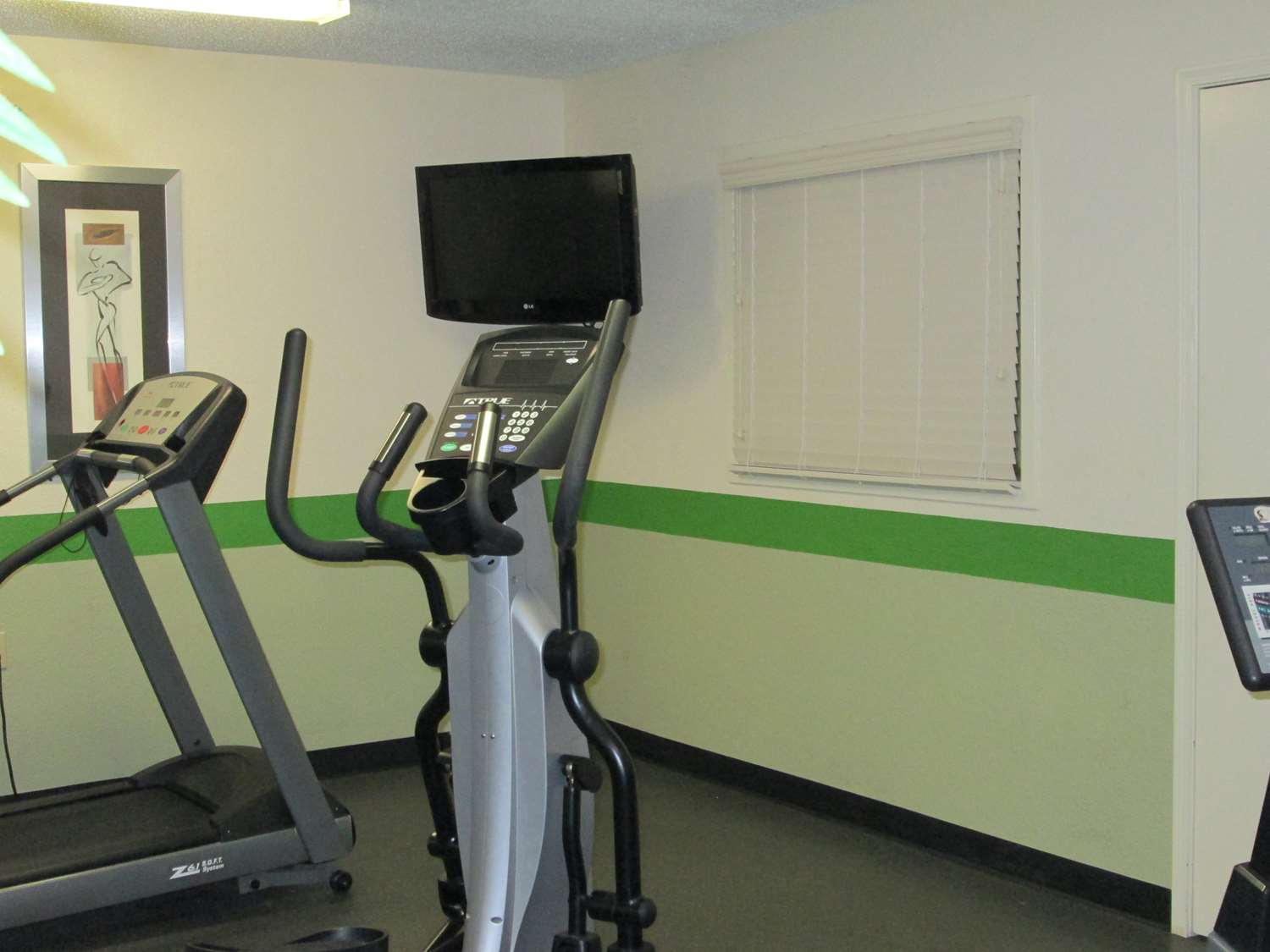 Fitness/ Exercise Room - Extended Stay America Hotel Medical Center Plano