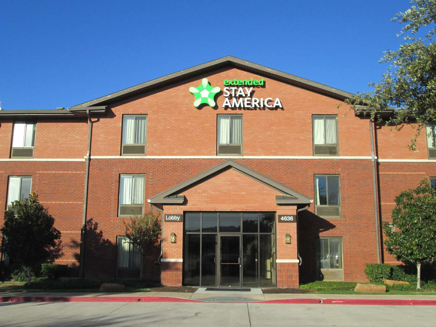 Exterior view - Extended Stay America Hotel Medical Center Plano