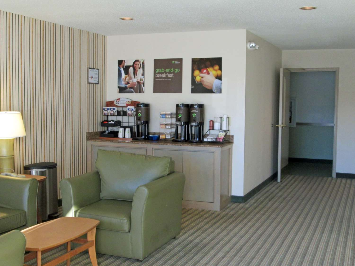 Lobby - Extended Stay America Hotel Medical Center Plano