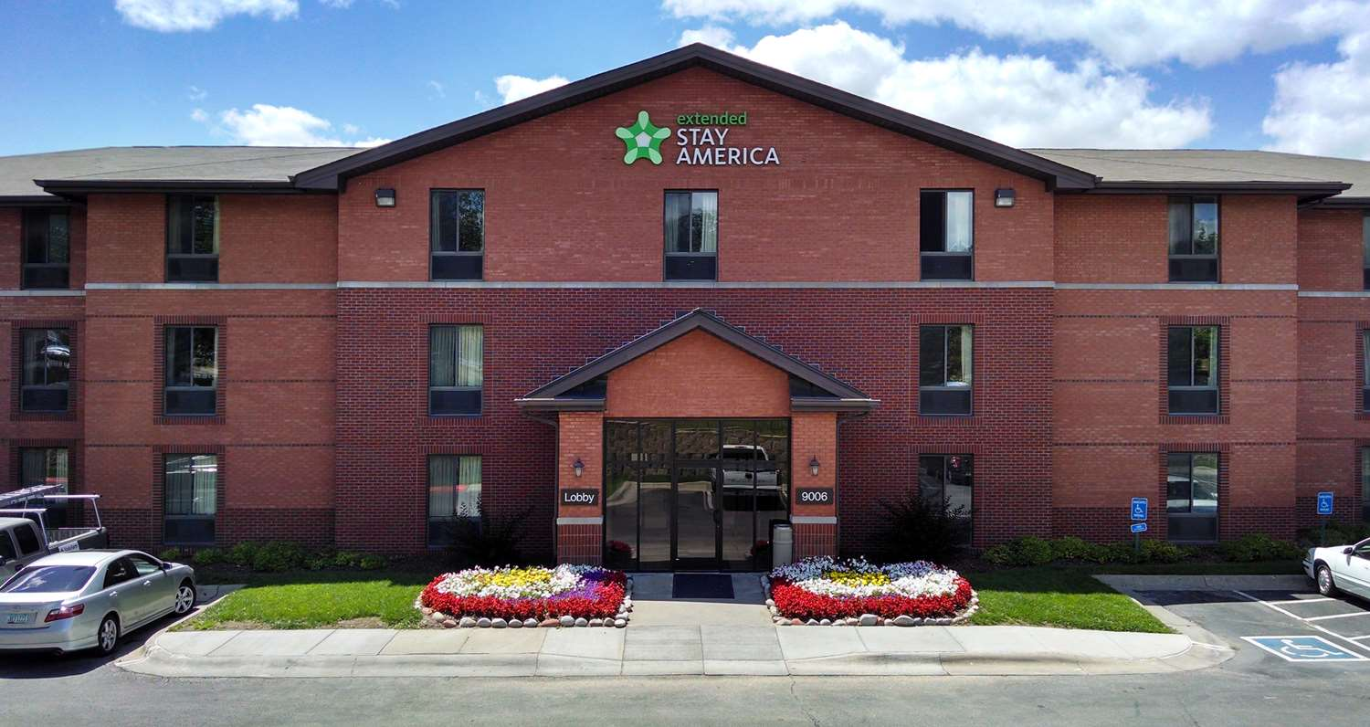 Exterior view - Extended Stay America Hotel Omaha