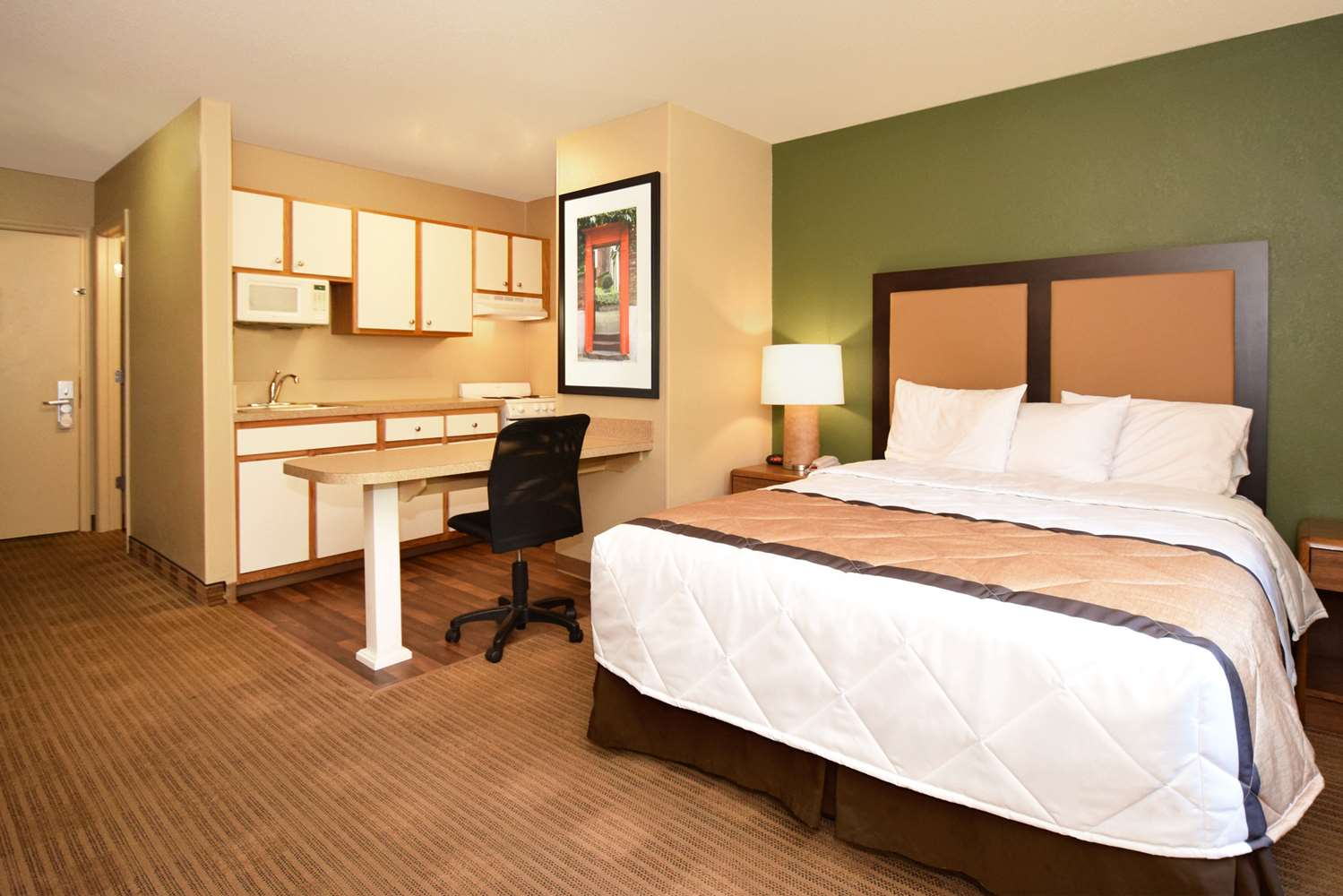 Room - Extended Stay America Hotel Gateway Drive Columbia
