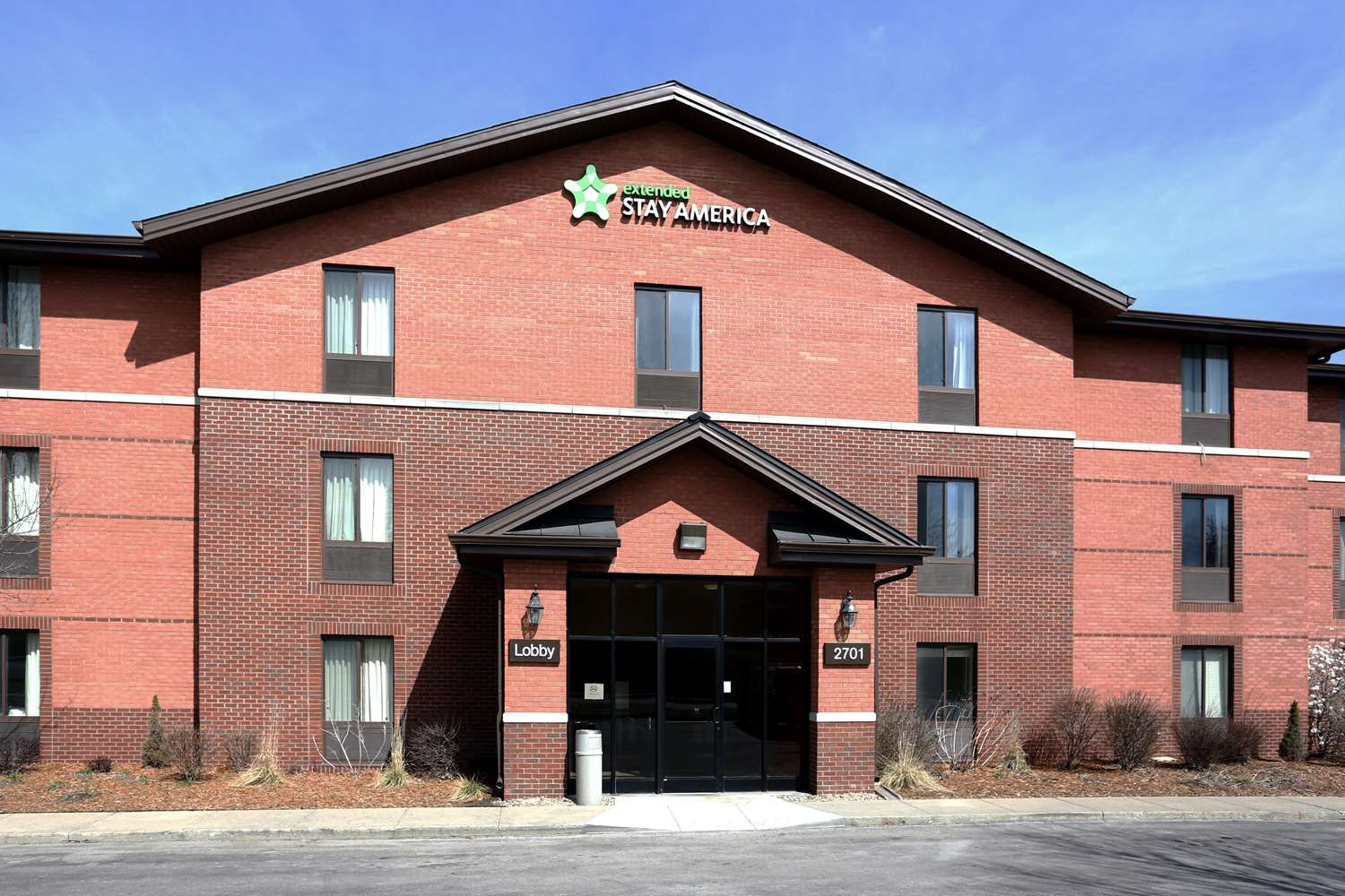 Exterior view - Extended Stay America Hotel West Des Moines