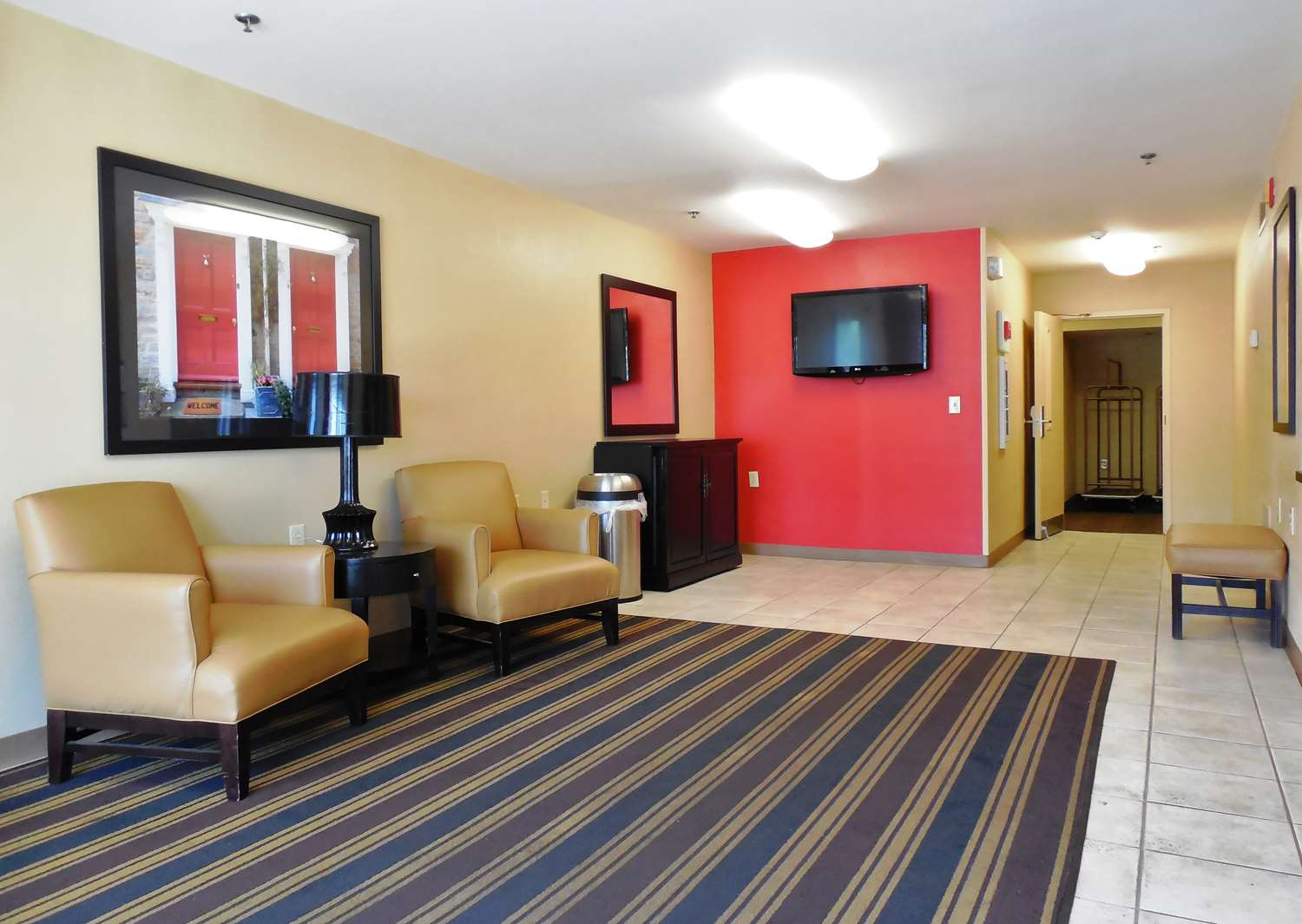 Lobby - Extended Stay America Hotel West Des Moines
