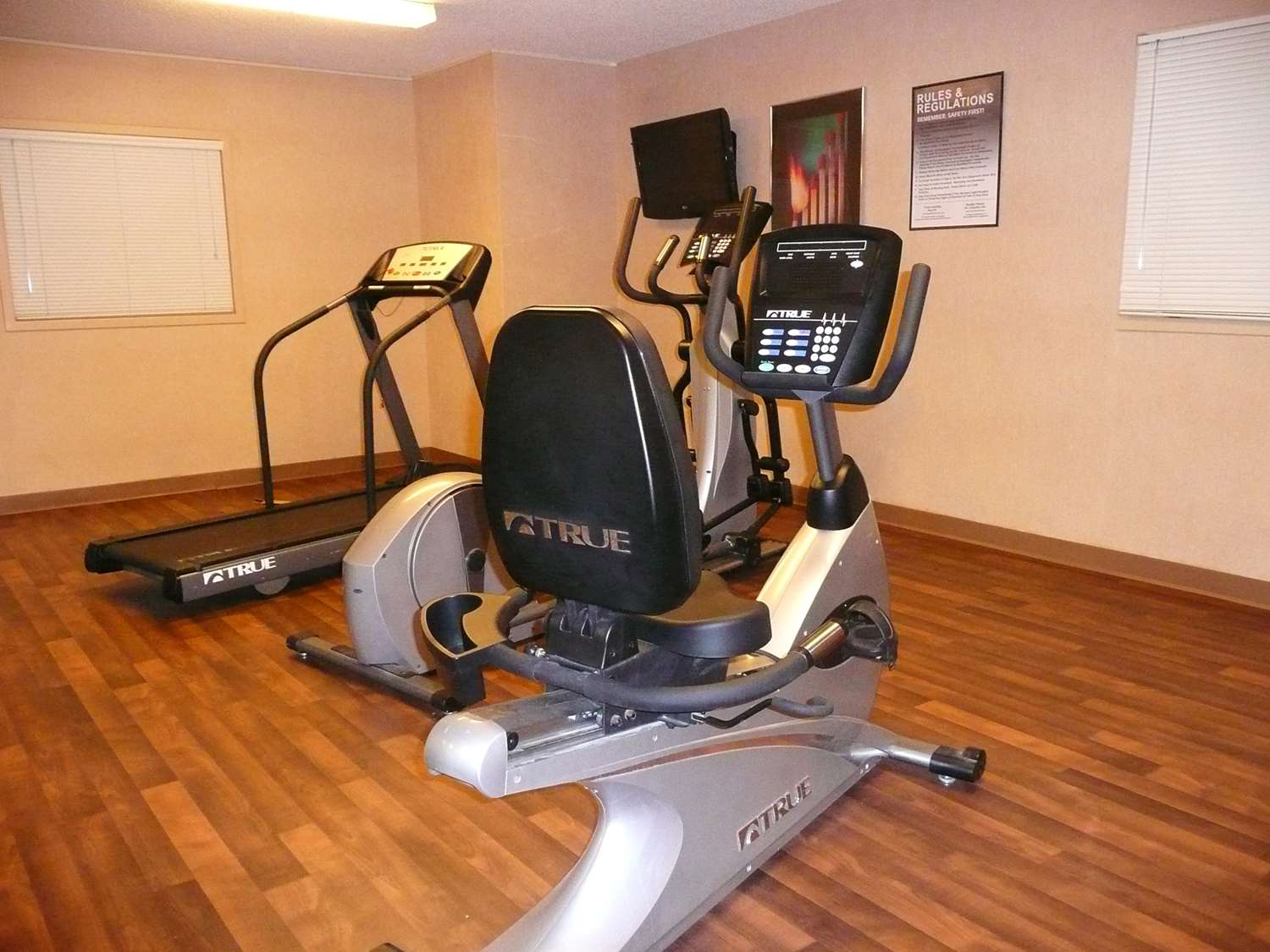 Fitness/ Exercise Room - Extended Stay America Hotel West Des Moines