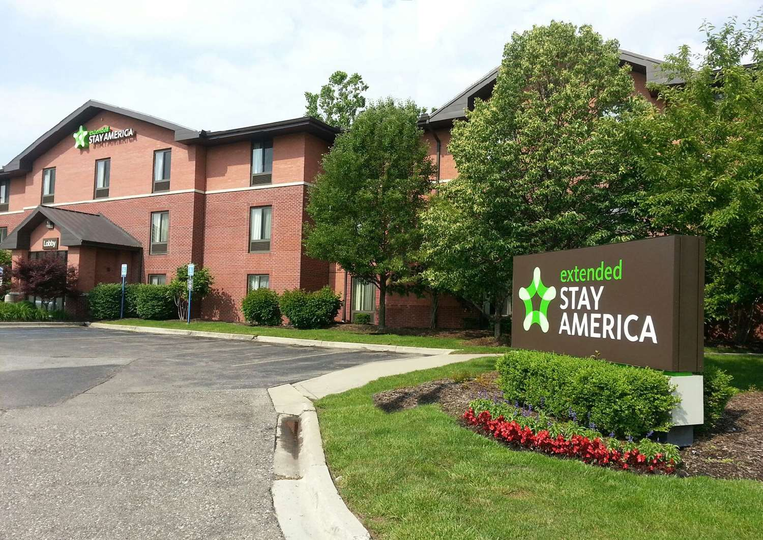 Exterior view - Extended Stay America Hotel Warren