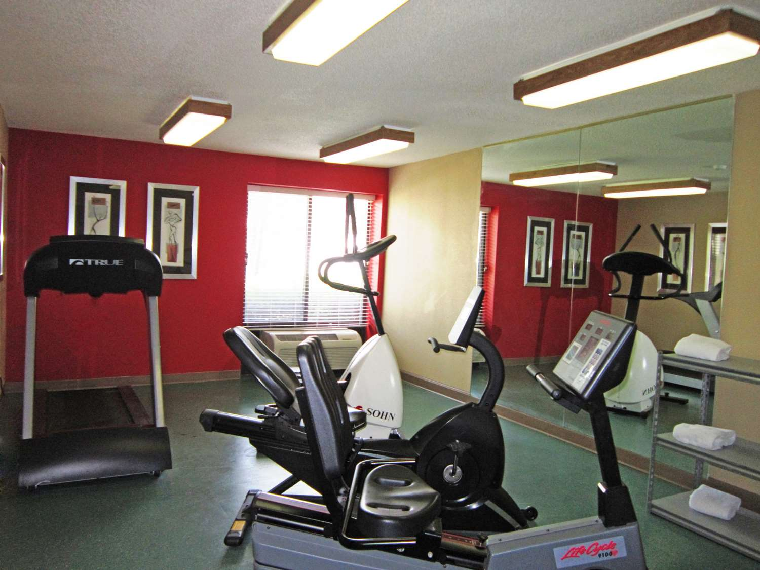 Fitness/ Exercise Room - Extended Stay America Hotel La Concha Houston