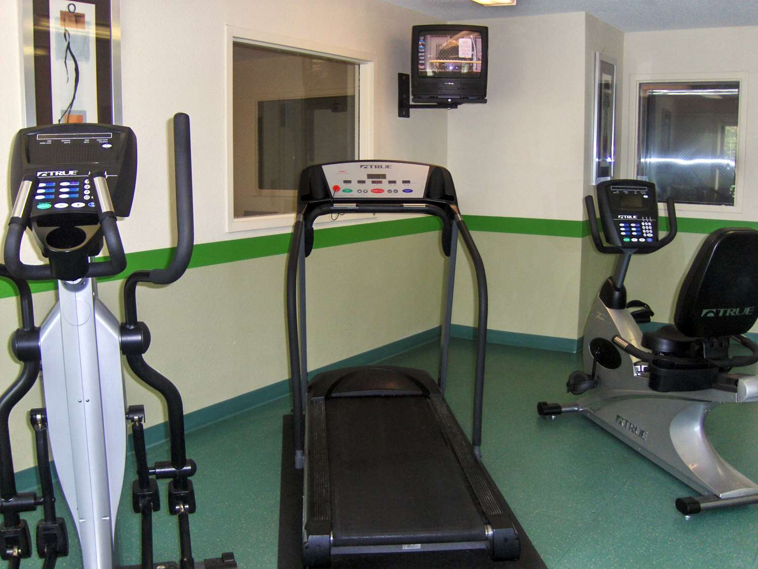 Fitness/ Exercise Room - Extended Stay America Hotel Cumberland Mall Atlanta