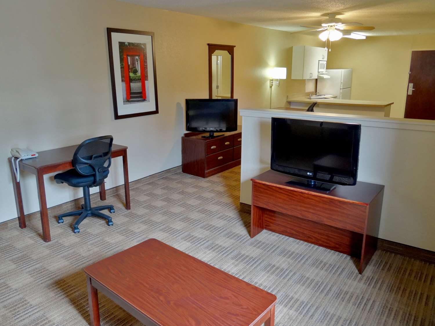 Room - Extended Stay America Hotel North Raleigh