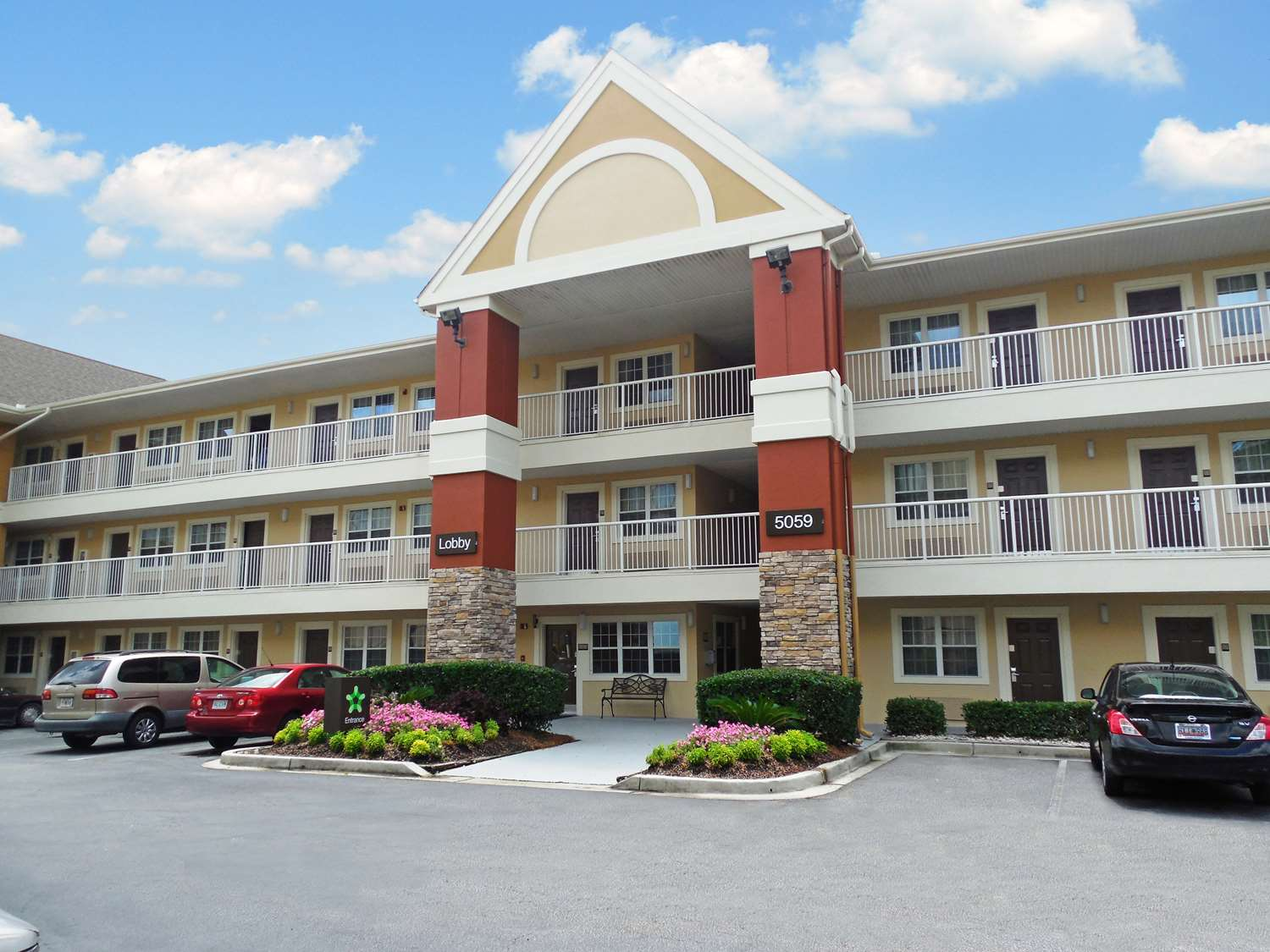 Exterior view - Extended Stay America Hotel North Charleston