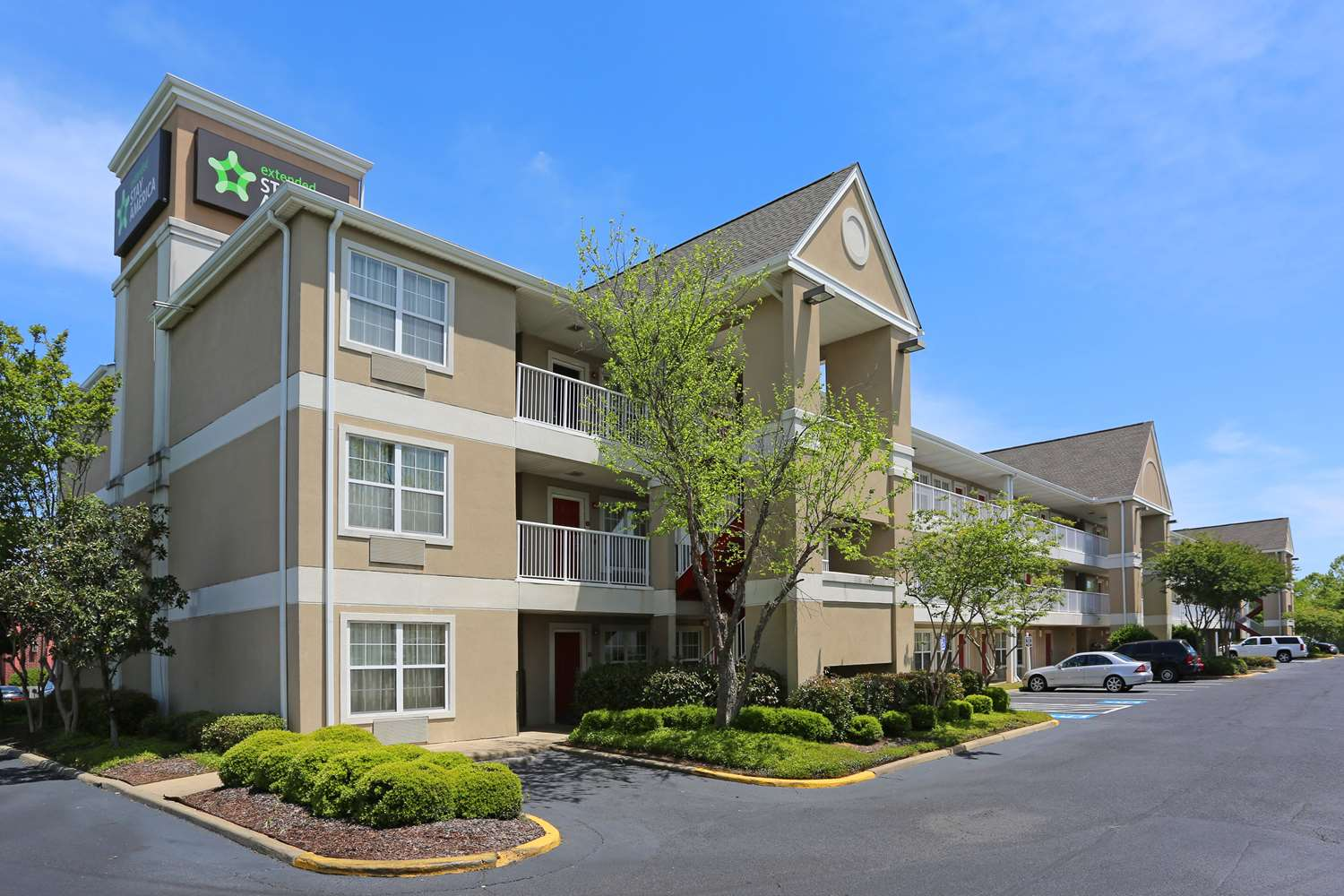 Exterior view - Extended Stay America Hotel Montgomery
