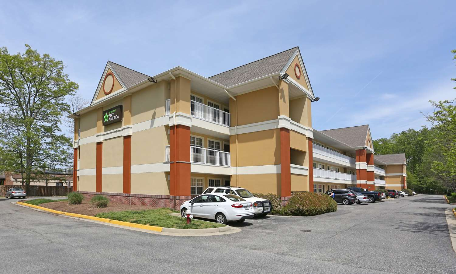 Exterior view - Extended Stay America Hotel Newport News
