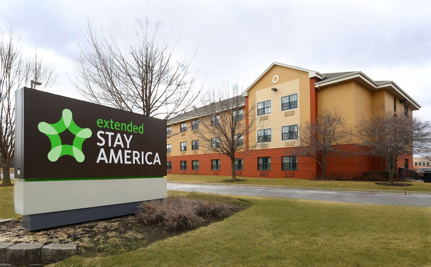 Exterior view - Extended Stay America Hotel Buffalo Grove