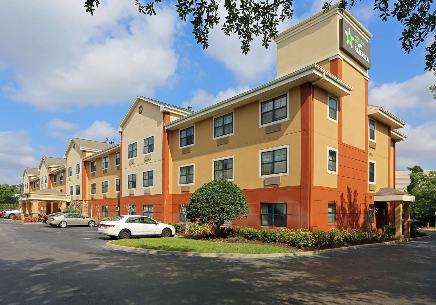 Exterior view - Extended Stay America Hotel 6451 Westwood Blvd Orlando