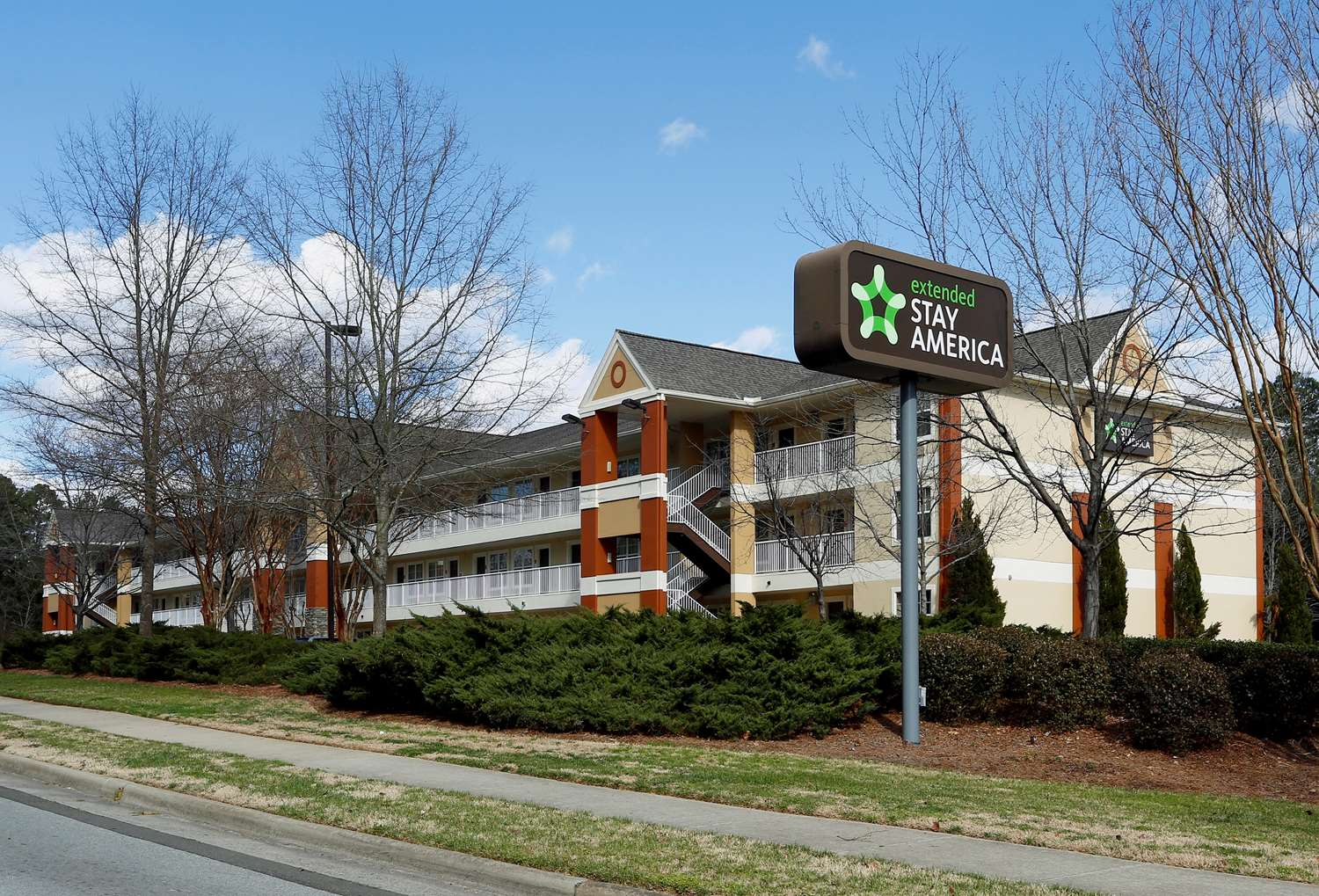 Exterior view - Extended Stay America Hotel Durham