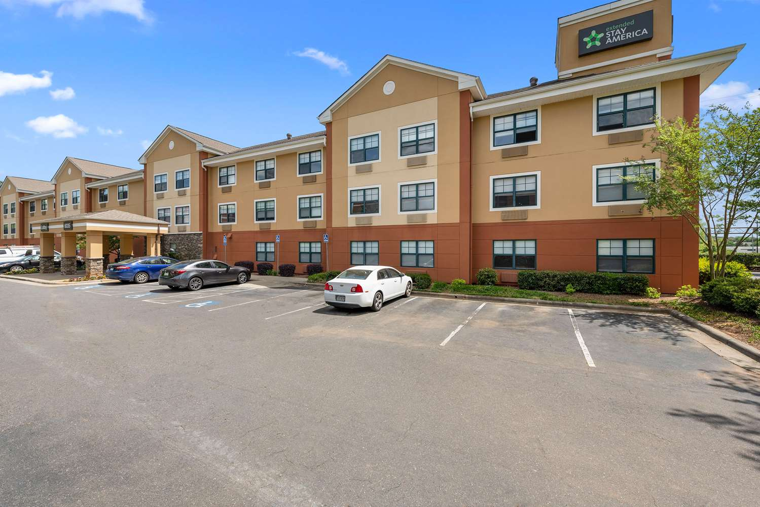 Exterior view - Extended Stay America Hotel Tyvola Charlotte
