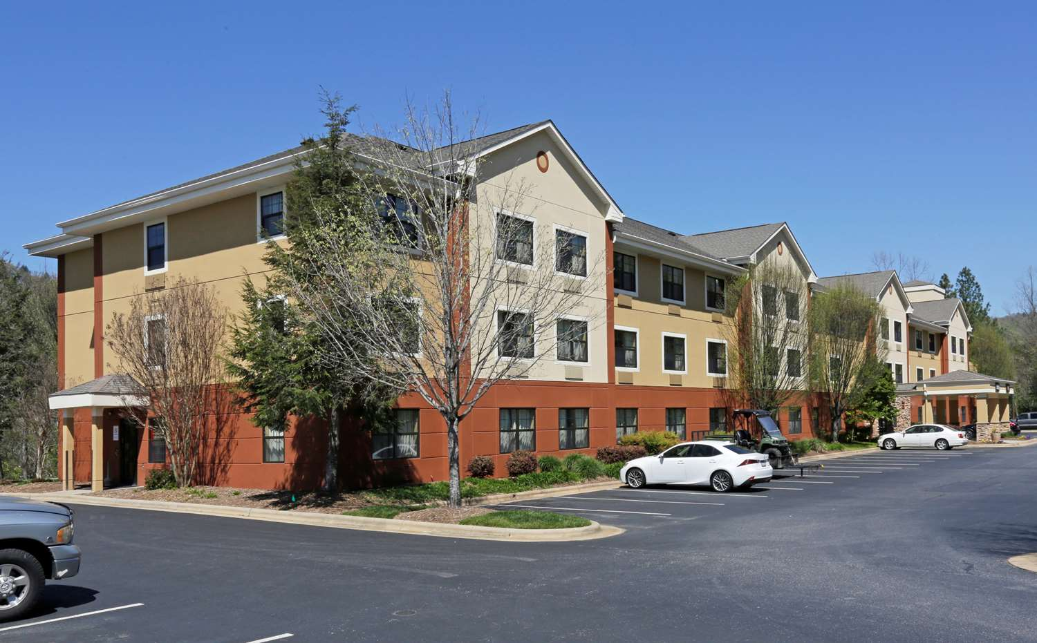 Exterior view - Extended Stay America Hotel Asheville