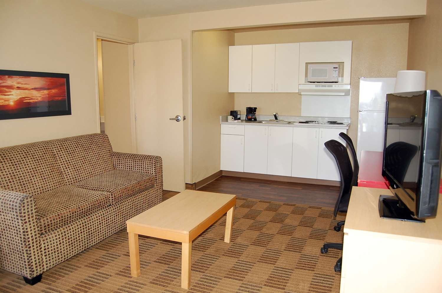 Room - Extended Stay America Hotel Greensboro