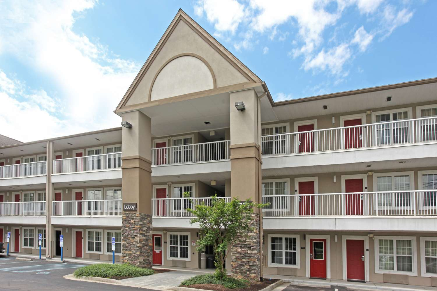 Exterior view - Extended Stay America Hotel Roanoke