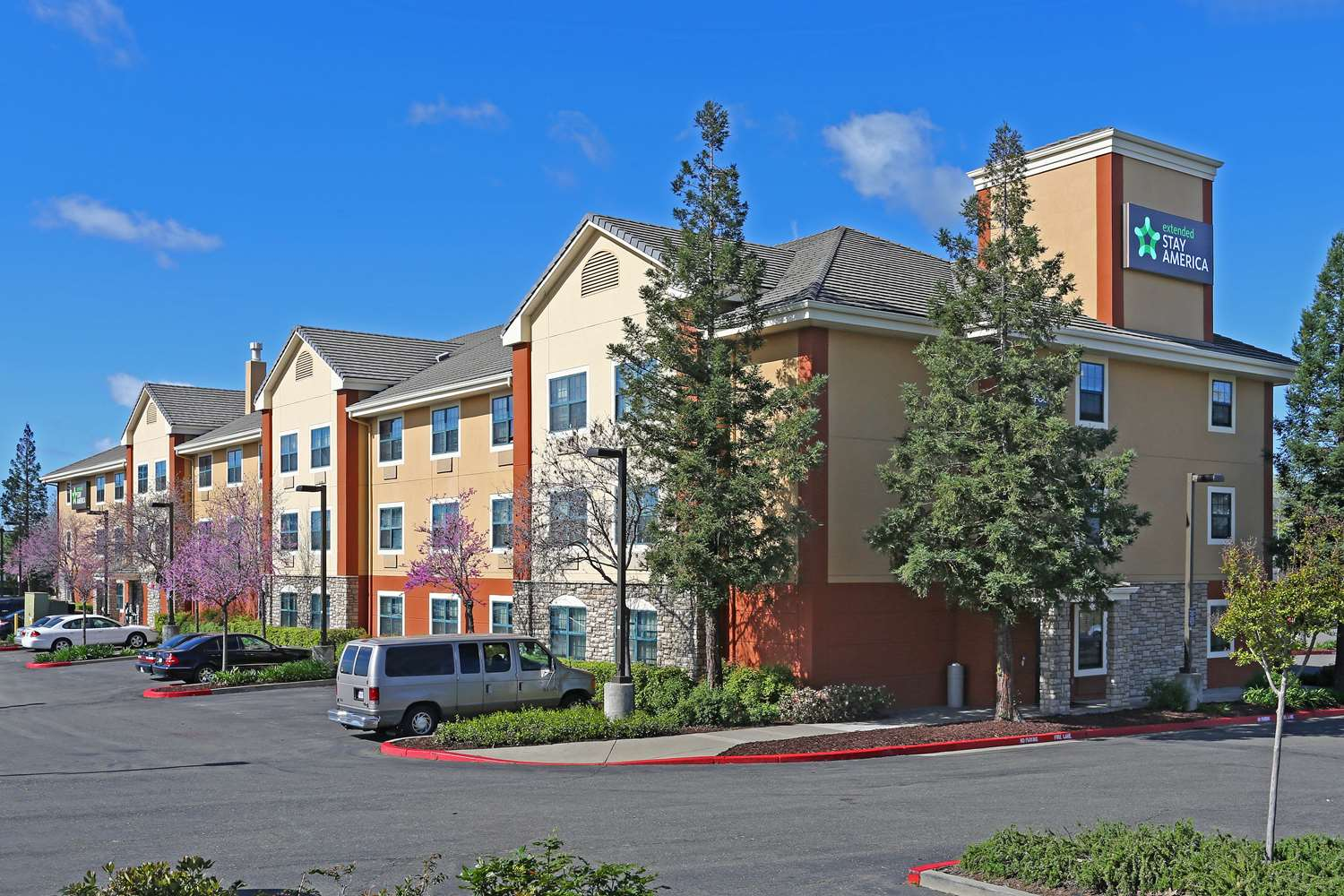 Exterior view - Extended Stay America Hotel Roseville