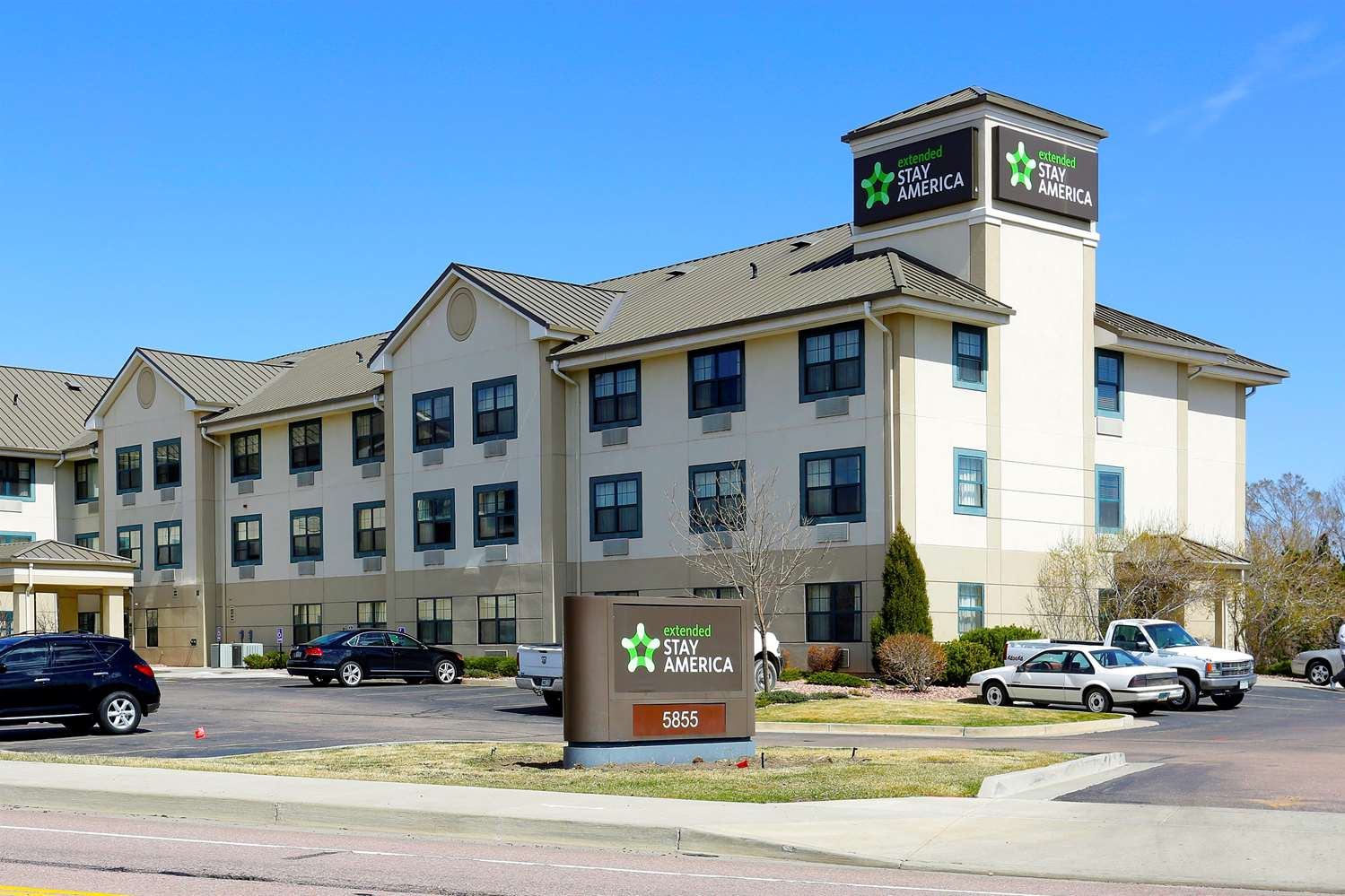 Exterior view - Extended Stay America Hotel Colorado Springs