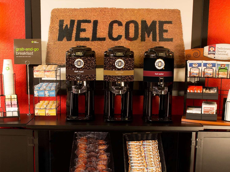 Restaurant - Extended Stay America Hotel Airport Nashville